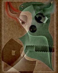 Escapes - Il toro e il torero  -  ©Franco Donaggio, tutti i diritti riservati