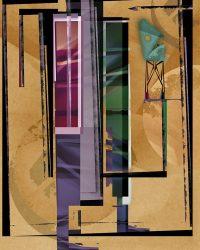 Escapes - costruzione inutile  -  ©Franco Donaggio, tutti i diritti riservati