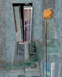 Escapes - segni di colore  /   ©Franco Donaggio