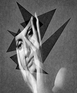 Metaritratti - maschera indelebile  /  © Franco Donaggio, tutti i diritti riservati