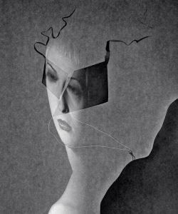 Metaritratti - nostalgia  /  © Franco Donaggio, tutti i diritti riservati