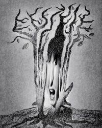 Metaritratti - reincarnazione sbagliata  /  © Franco Donaggio, tutti i diritti riservati