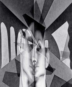 Metaritratti - sguardo senza tempo  /  © Franco Donaggio, tutti i diritti riservati
