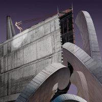 Gli Spazi di Morfeo - la nave  /  ©Franco Donaggio, tutti i diritti riservati