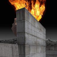Gli Spazi di Morfeo - muro del desiderio  /  ©Franco Donaggio, tutti i diritti riservati