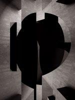 Sculptures - entità allo specchio  -  ©Franco Donaggio, tutti i diritti riservati