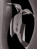 Sculptures - fanciulla innamorata  -  ©Franco Donaggio, tutti i diritti riservati