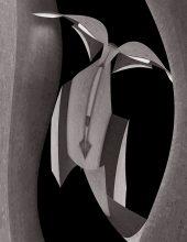 Sculptures - fanciulla innamorata  /  ©Franco Donaggio