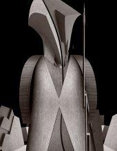 Sculptures - il soldato  /   ©Franco Donaggio