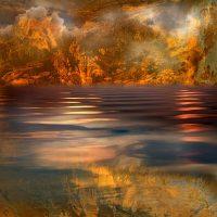 Sedimenti - miraggio 2 /  ©Franco Donaggio