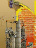 Urbis - dominio del colore sui cloni  -  ©Franco Donaggio, tutti i diritti riservati