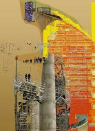 Urbis - dominio del colore sui cloni  /  ©Franco Donaggio