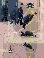 Urbis - geometria del cammino  -  ©Franco Donaggio, tutti i diritti riservati
