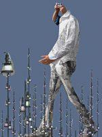 Urbis - il turista  -  ©Franco Donaggio, tutti i diritti riservati