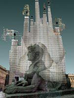 Urbis - interferenza temporale  -  ©Franco Donaggio, tutti i diritti riservati