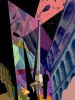 Urbis - la città della notte  -  ©Franco Donaggio, tutti i diritti riservati