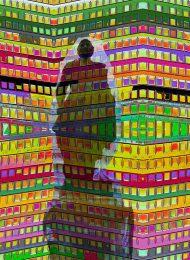 Urbis - urlo di colori  /  ©Franco Donaggio